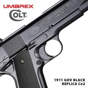 Umarex Colt 1911 Government .177 Pellet Firing Air Pistol. (THIS ITEM CANNOT LEGALLY BE POSTED)